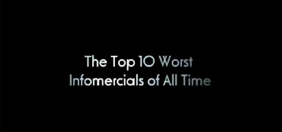 Informercial video